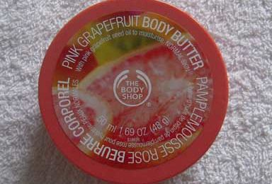The Body Shop - Body butter (Pink Grapefruit)