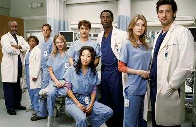 Grey's Anatomy en streaming: saisons 1,2,3,4,5 et 6