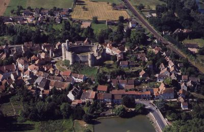 Le village de Billy