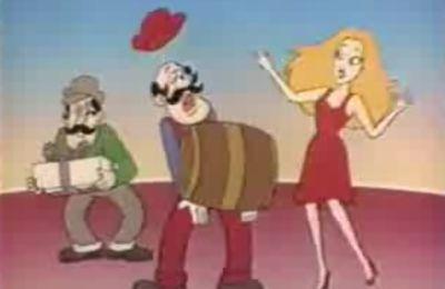 En 1983, Super Mario était chauve