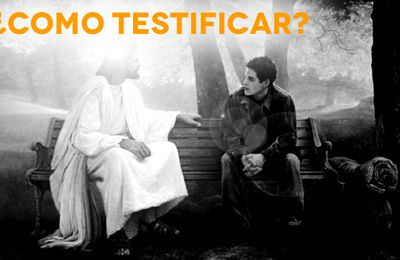 ¿Como testificar? / Manual Gratis / por Todd Friel
