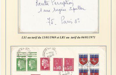 Usage postal