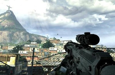 Le test de Call of duty modern warfare 2,jeux PC en 3D pour PC Gamer