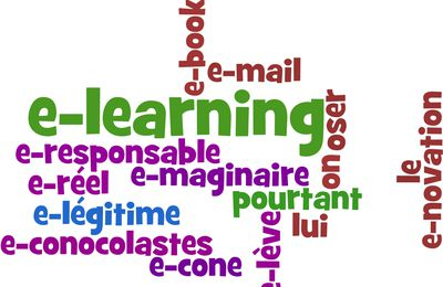 """E"" : E-learning, E-book,E-sciences mais n'est ce pas E-conoclaste ?"