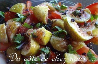 Salade de tomates revisitée …