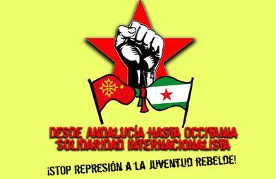 Occitània - Andalucía : SOLIDARITAT