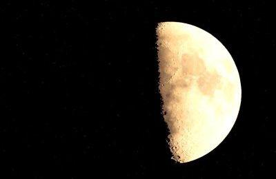 Foug - La lune