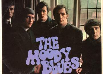 MOODY BLUES / NIGHTS IN WHITE SATIN / CHANSON