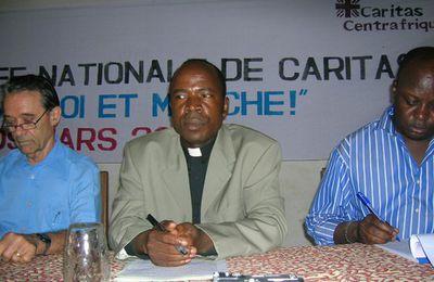 Zoom sur la Caritas Centrafrique