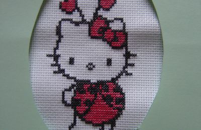 Hello kitty coccinelle