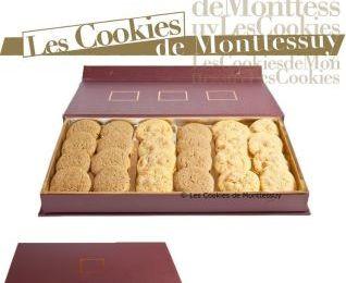 Des cookies en cadeau de Noel