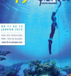 Salon de la plongée 2013 du 11 au 13 Janvier