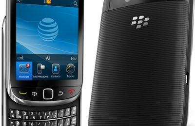 Blackberry Torch, estrena al Os 6