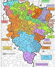 Intercommunalité : La CDCI adopte le Schéma Intercommunal des Yvelines