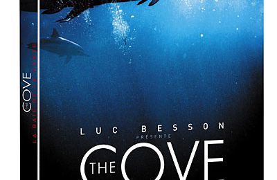 "DVD ""The Cove, la baie de la honte"""