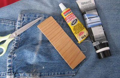 Entretien des lames : petit bricolage (DIY)
