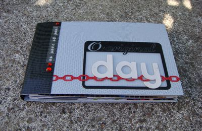 "Mini album ""Original Day - au parc St Paul"""