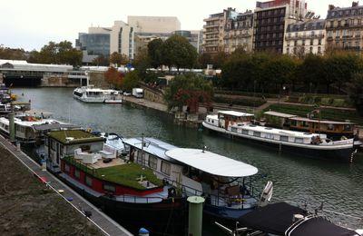 En passant par Paris