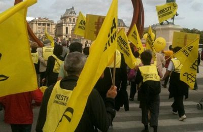 Le Roi Louis XIV demande l'Amnesty International