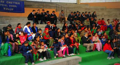 World Autism Awareness Day in Kullu - 2nd April 2015