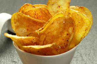 Invention des chips
