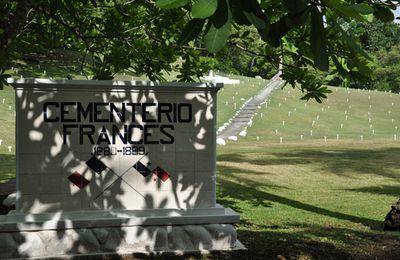 Le cimetière français du Canal de Panama