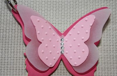 Papillon porte-Post'It