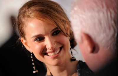 Natalie Portman Earrings