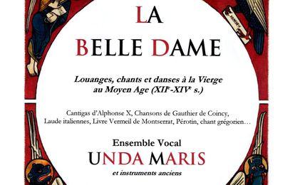 Unda Maris en concert à Agen (Notre-Dame du Bourg) le 7 juin!