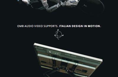 Supports pour écrans plats et vidéo projecteurs : Découvrez et téléchargez le Catalogue 2010-2011 de la Marque OMB WATCH TV