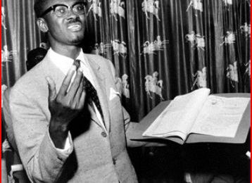 L'assassinat de Patrice Lumumba