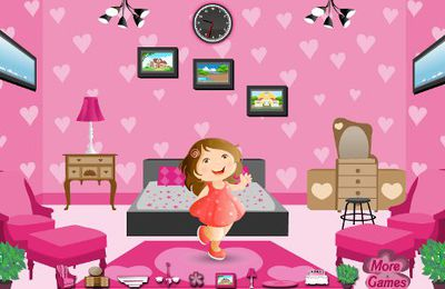 Barbie Pink Room