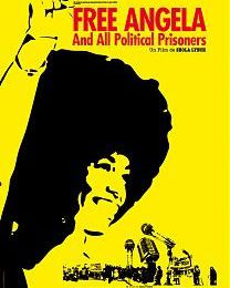 Free angela & all political prisoners - film sur la vie d'Angela Davis