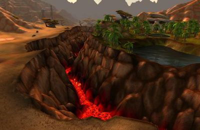 Images de WoW Cataclysm : graphisme de fou !