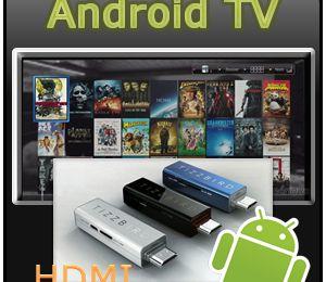 Android s'invite sur votre TV