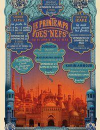 Le printemps des Nefs 2010 à Nantes