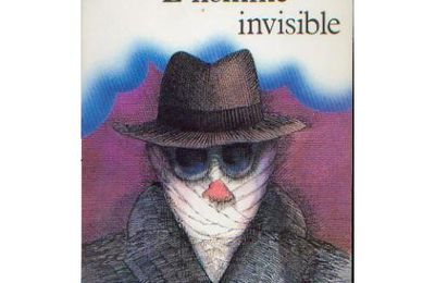 L'homme invisible - Herbert-George Wells