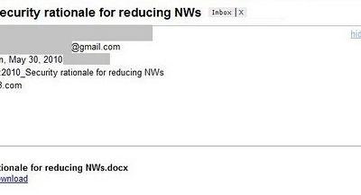 Google des comptes Gmail piratés par phishing