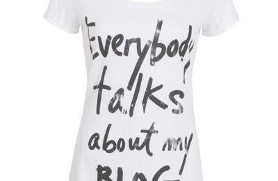Everybody talks about my blog ;)