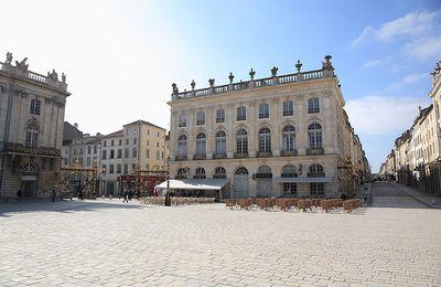 Nancy (54) Meurthe et Moselle - Place Stanislas