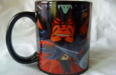 MUG GOLDORAK (Version noir)