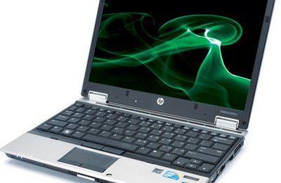 HP EliteBook 2540p Laptop PC Review