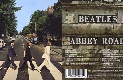 "BEATLES, le passage d' ""Abbey road"" inscrit au patrimoine national britannique"
