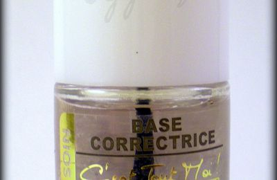 Ongles - Base correctrice - MissEurope