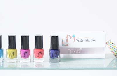 Lm Cosmetic - Kit Water Marble