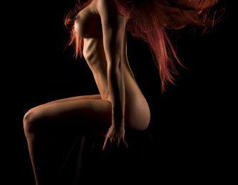 Photo de nu féminin