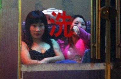 La prostitution vue par les internautes chinois