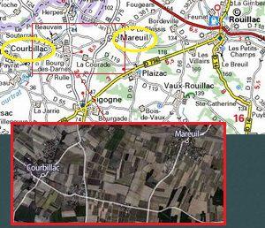 Volée de plombs en Charente