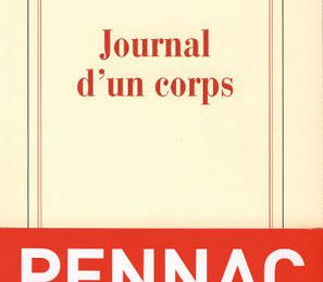 """Journal d'un corps"" de Daniel Pennac"