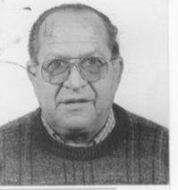 De profesión matancero, Custodio Borrego Serrano. La matanza del Cerdo